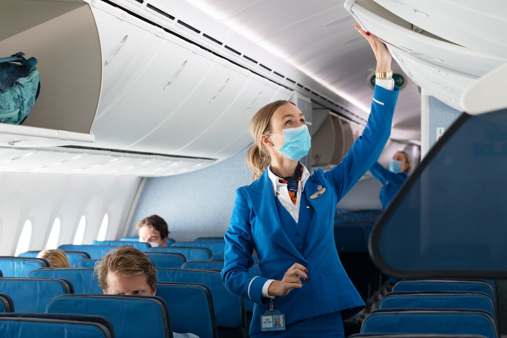 Airline safety measures