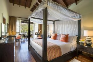 Deluxe Bedroom at Marigot Bay Resort & Marina