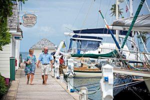 Hurricane Hole - St. Lucia's Premier Marina