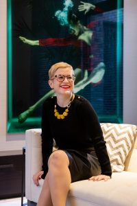 Rachel Angell is the brains behind Domus Stay in London